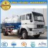 carro del tanque de vacío de la succión 10m3 de las aguas residuales de 4X2 HOWO 10 Cbm