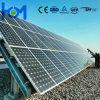 3.2mm ont durci la glace claire de panneau solaire