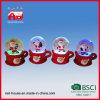 Оптовое Polyresin СИД Snow Globe Christmas Santa Claus Snow Globe на Cup Base