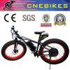 grosser fetter Gummireifen-elektrisches Fahrrad der Energien-1000W/Schnee Ebike/elektrisches Strand-Kreuzer-Fahrrad