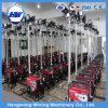 Mobile LED de iluminación portátil de la torre con el precio de fábrica (HW-400)