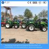Ферма покрышки 4WD падиа тепловозная миниая/аграрный/малый сад/электрический/тепловозный трактор