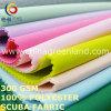 Tessuto 100% di Sucba del poliestere per la tessile di industria di indumento (GLLML451)