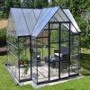 두 배 3배 강화 유리 (TS-542)를 가진 PVC와 알루미늄 정원 일광실의 직업적인 제조자
