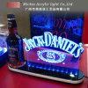 De acryl Basis van de Fles Glorifier/LED met Achtergrond