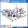 Certificado CE de alto desempenho totalmente automático rebobinador de Rolamento de Rolos Jumbo