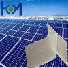 стекло высокой пропускаемости 3.2mm солнечное для панели солнечных батарей
