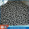 Bola de acero G40-G1000 de carbón de AISI1010-AISI1015 el 1/2