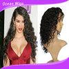 100 % de cheveux humains vague profonde Lace Wig