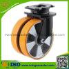 Pesante-dovere supplementare Industrial Caster con Twin Wheels