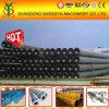 Maquinaria de Reputação da China Maquina de fabricação de aço de pólo de concreto Ferramenta de fabricação de pó de betão com alto rendimento