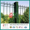 la cerca doble 3D artesona el alambre soldado cubierto PVC del polvo de /Galvanized