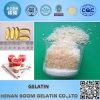 Gélatine granulaire hydrolysée industrielle de gélatine de fleur élevée pour l'éponge