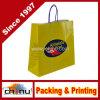 Sac de papier d'emballage d'achats de cadeau (2135)