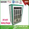 3 gabinete do carregador de bateria do gel da fase AC-DC 480V 80A para o sistema de energia solar
