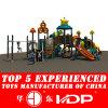 Schiebt neuer preiswerter Plastikspielplatz 2014 (HD14-045A)