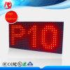 Bom indicador de diodo emissor de luz ao ar livre da qualidade P10