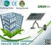 Lampe solaire économiseuse d'énergie brevetée de modèle avec la puce de Bridgelux DEL
