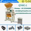 Fabriquant d'équipement de pavage concret Semi-Automatique de brique à échelle réduite