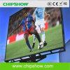 Afficheur LED polychrome de la publicité extérieure d'énergie de sauvetage de Chipshow Ap16