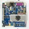 内蔵DDR3 2GB Industrial Control Mini ITX Motherboard 6*COM Lvds