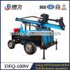 Dfq-100W DTH는 휴대용 압축 공기를 넣은 드릴링 기계를 도구로 만든다