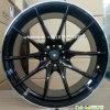 алюминиевыми оправы колеса сплава колеса автомобиля 19inch расположенные ступенями оправами
