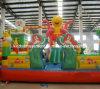 Gran Castillo inflable para parque de atracciones