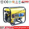 Газолин одиночной фазы 5kw Poetable/генератор нефти