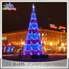 옥외 크리스마스 훈장 빛 인공적인 LED 거대한 크리스마스 나무