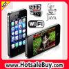 F080 de Dubbele Mobiele Telefoon SIM van WiFi met TV Java