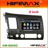 Hifimax 8 '' GPS van de Auto DVD voor Honda Civic (hm-8944G)
