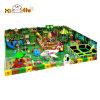 Les enfants à l'intérieur de l'équipement Soft Amusement Park Jungle des équipements de gym