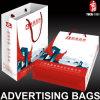 белый мешок картона 210g рекламируя мешок