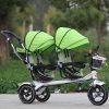 2016명의 새로운 디자인 쌍둥이 아이 세발자전거, 강요 유모차