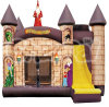 Zauberer Castle 4in1 Inflatable Bouncer Combo