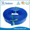 Tuyau de jardin plat de PVC de tissu bon marché d'irrigation