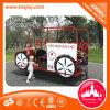 Автомобиль игры новой пожарной машины малышей конструкции изумительный напольный