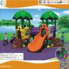子供の屋外のプラスチック遊園地装置