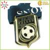 Custom poco costoso Soccer Sport Metal Medal con Ribbon
