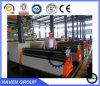 Asymetrische Walzen-Maschinen-Platten-Walzen-Maschine der Platten-W11F-6X2000 mechanische 3-Roller