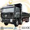 8X4 380HP C100 Hongyan Iveco Tipper Truck mit Flat Roof