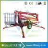 récolteuse traînée remorquable stable hydraulique de cerise de trois roues 10m de 16m