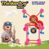 Kind-interessantes Fahrwerk-gesetzte pädagogische Plastikspielwaren