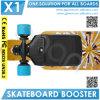 Палуба скейтборда электрической доски крейсера пластичная