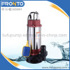 2インチ3インチ(直径)水浸水許容の下水ポンプ