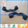 Le raccord de durites en plastique lourd d'injection partie la bride de garnitures de pipe