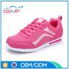 La más nueva manera ata los zapatos para arriba que activan, zapatos de los deportes del precio bajo, color seises