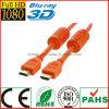 кабель 6feet 28AWG высокоскоростной HDMI с сердечниками феррита (SY079)