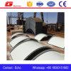 Snc300t Personalizada Silo de armazenagem de pó de cimento a granel na Rússia